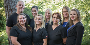 Dr. David Kavanagh and his team